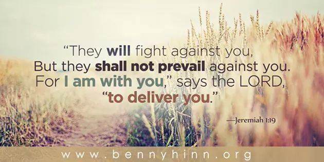 God will fight for me!!