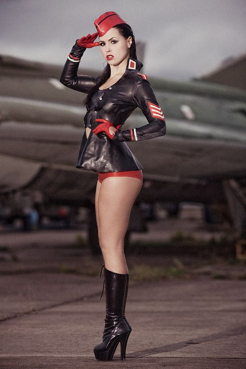 Calamity Amelie   Flying Pinup :;)