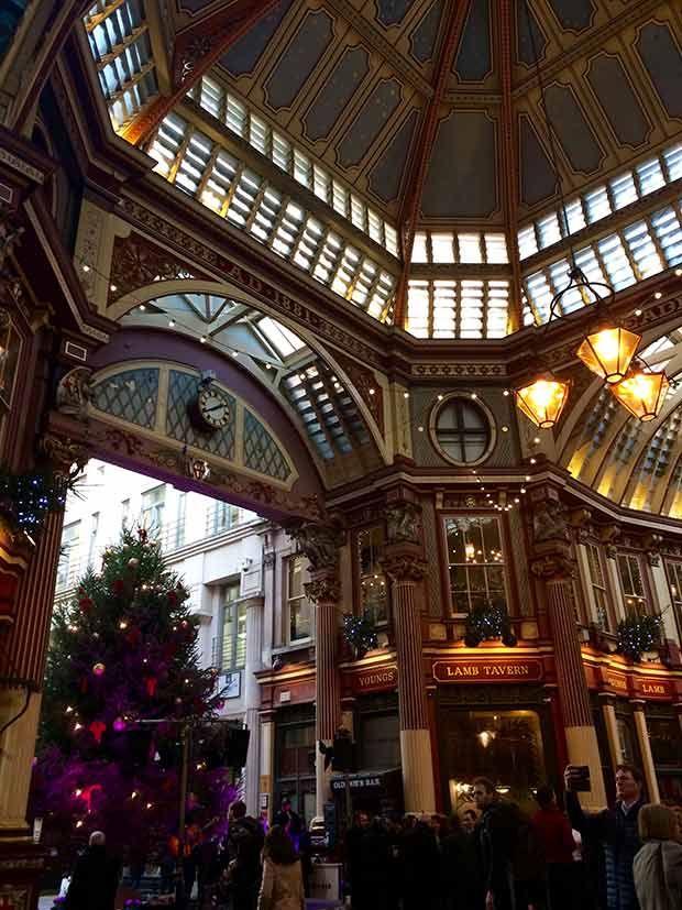 #Londra tra Natale e #TheShard   Alpi Fashion Magazine