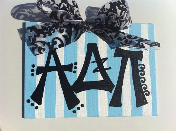 another ADPi canvas
