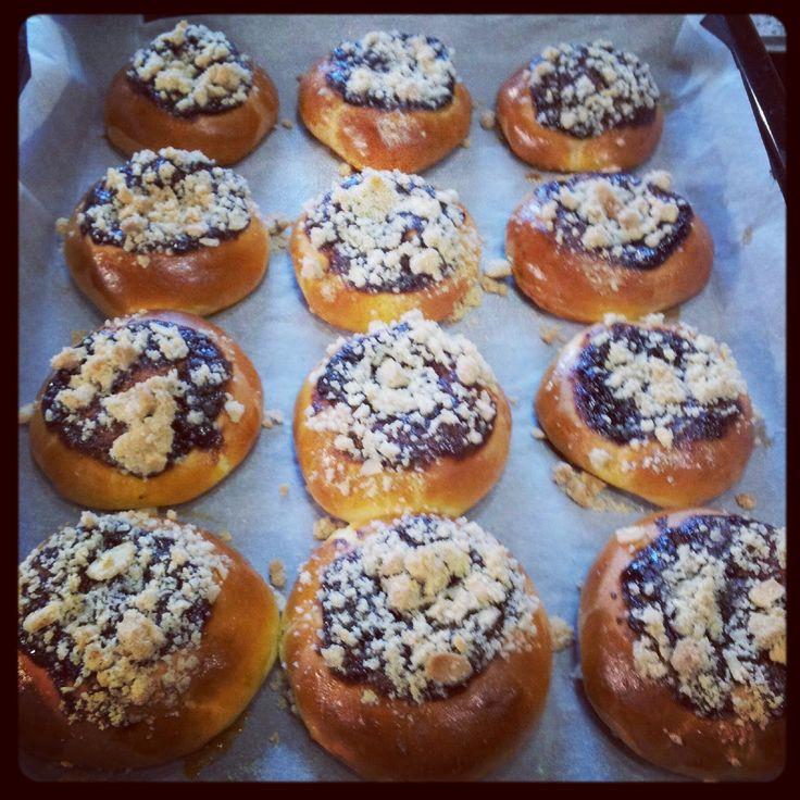 sweet melange: Hanácké vdolky (a svatební koláče) od babičky