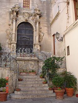 Cefalu/Church of St. Stefano, Cefalu, Province of Palermo, Sicily region Italy