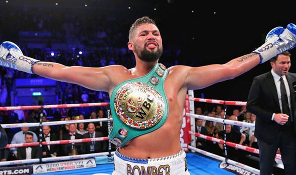 Tony Bellew blasts David Haye over his demands: I won't have my pants pulled down