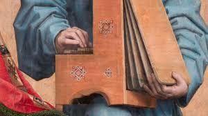 ÁNGELES MÚSICOS EN LA PINTURA FLAMENCA – Música y Bellas Artes