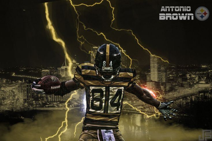 9 Antonio Brown HD Wallpapers | Backgrounds - Wallpaper Abyss