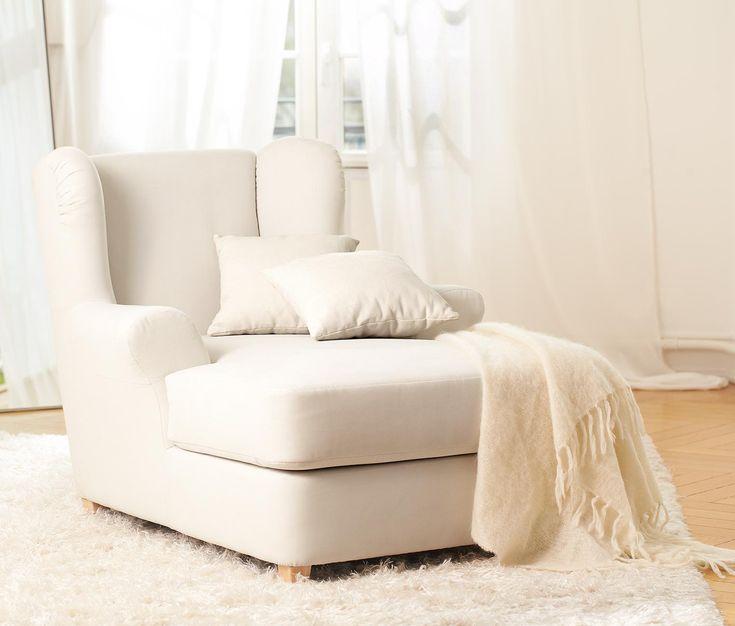 Ohrensessel XXL sich an einem kühlen Herbsttag mit Tee oder Kakao in den Sessel kuscheln und ein Buch lesen <3