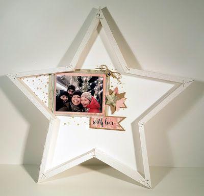 l'angolo di miki: layout su stella.... with love