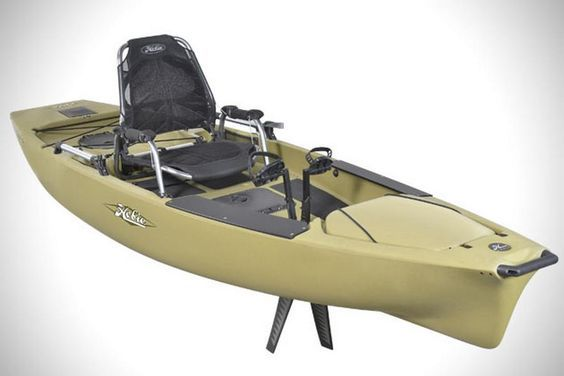 The Hobie Mirage Pro Angler Fishing Kayak 2013 is the perfect boat for a relaxing fishing trip and comes with a lot of great features.    Hobie Mirage Pro Angler Kayak is one of the best