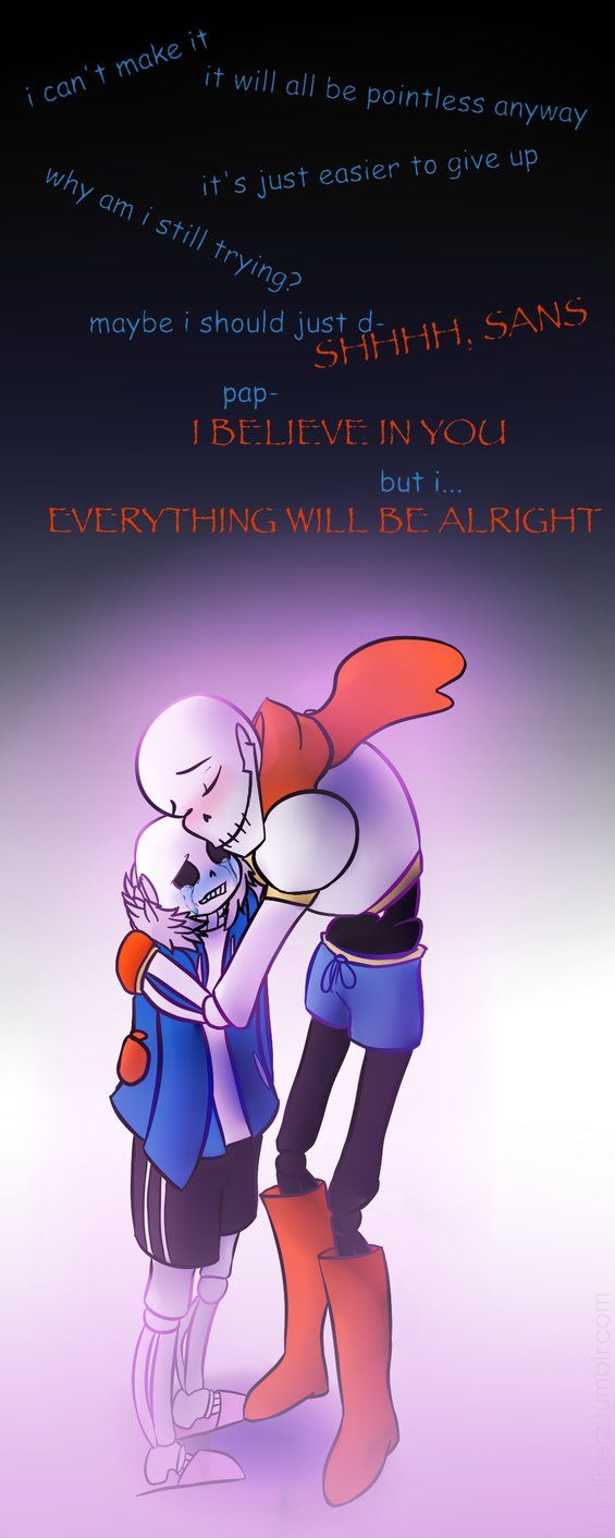 Night Terrors Papyrus Sans Undertale