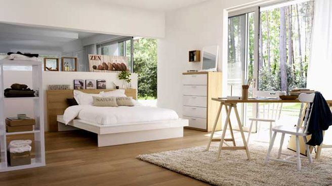 les 144 meilleures images du tableau chambre adulte sur pinterest. Black Bedroom Furniture Sets. Home Design Ideas