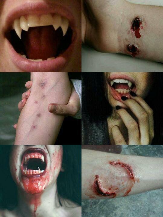 Me gusta ver la sangre :) no estoy loco jaja