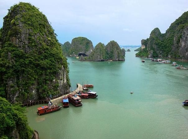 Places To See In The World Ha Long Bay, Vietnam