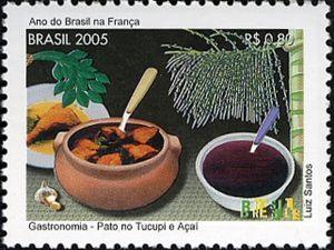 Brazil Year in France - Pato no Tucupi
