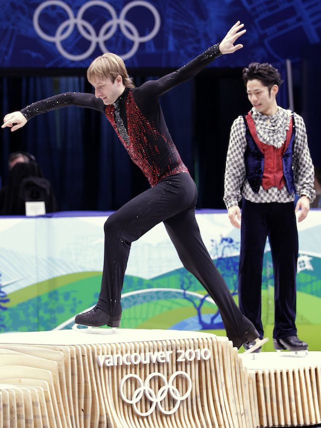 Your Guide To Evgeni Plushenko, Figure Skating's Old Badass