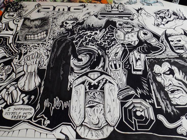 Tornado Fanart, Lazzaro/ Edu on ArtStation at https://www.artstation.com/artwork/xdekW