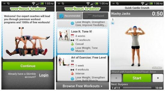 5 Aplikasi Android Yang Akan Membantu Dalam Olahraga dan Menjaga Kebugaran