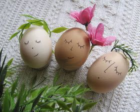 jajka!  #egss #jajka #wielkanoc #easter #dekoracja #decoration #komodapomyslow #idea