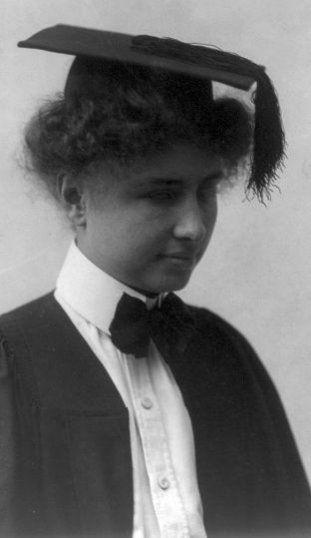 Optimisme, un essai d'Helen Keller - Solidarité & Progrès