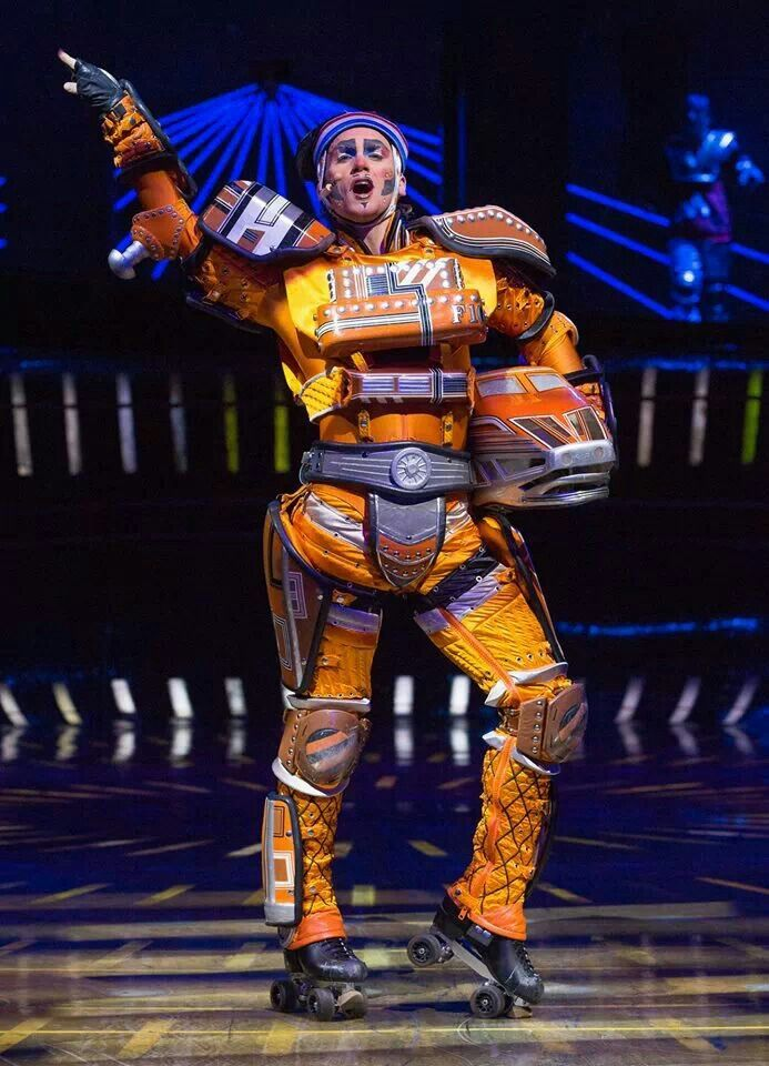Starlight Express Bobo Nobody Can Do It Like A Steam