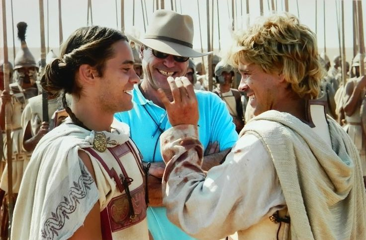 Jared and Colin in Alexander