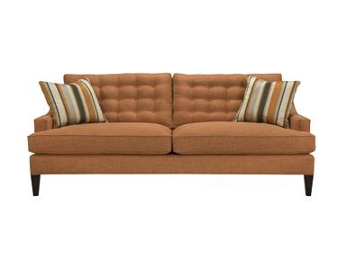 A lovely pumpkin sofa to match the pumpkin chairs that for Couch 0 interest