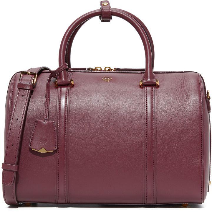 MCM Boston Bag