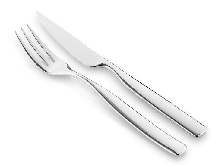 Grill flatware by Eva Solo