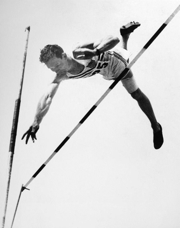"""Dr. Bob Richards was a two time Olympic gold medalist for pole vaulting in   1952 and again in 1956, the first athlete to appear on """"Wheaties, Breakfast   of Champions"""" cereal boxes, and was a sportscaster for NBC Television."""