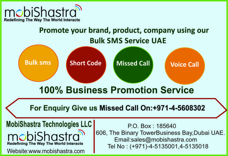 Promote your business with Bulk Sms Service and Get more Enquiries .........Pls Visit: