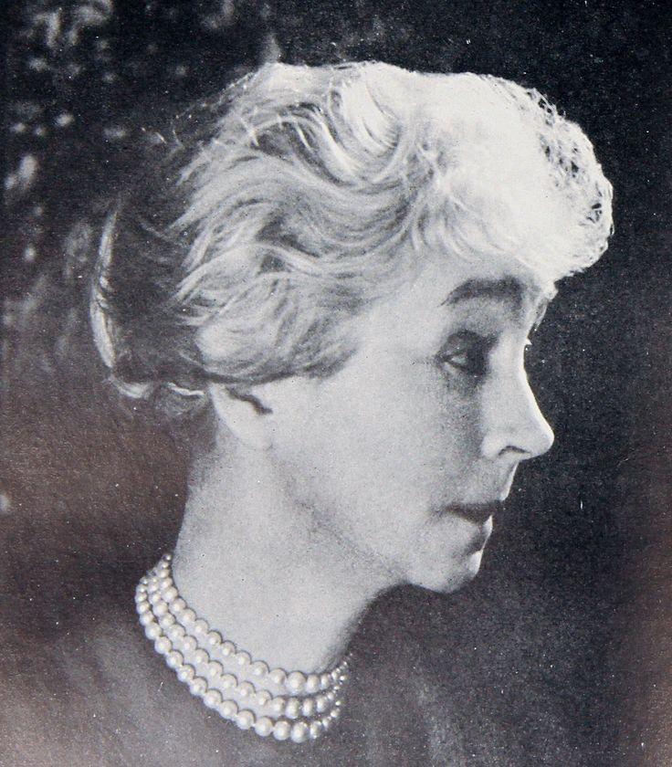 Consuelo Vanderbilt Balsan | the former Duchess of Marlborough
