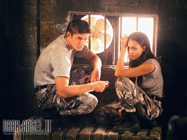 Dark Angel Max & Alex (also Jensen Ackles)