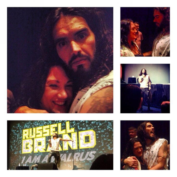 My Russell montage.