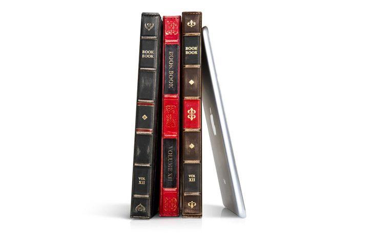 Twelve South BookBook Leather Case for iPad Air - Classic Black