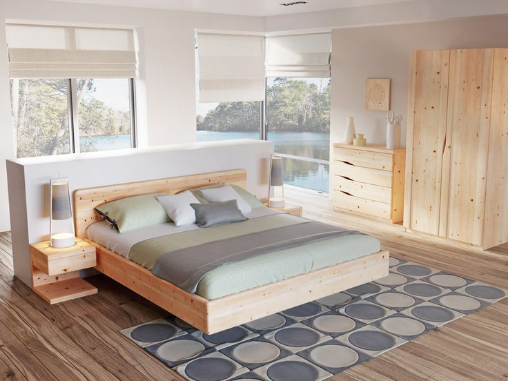 18 best Zirbe images on Pinterest Bedroom, Homes and Beds - schlafzimmer aus zirbenholz