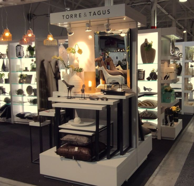 First day of the show and ready to go! #TorreAndTagus #TorontoGiftFair
