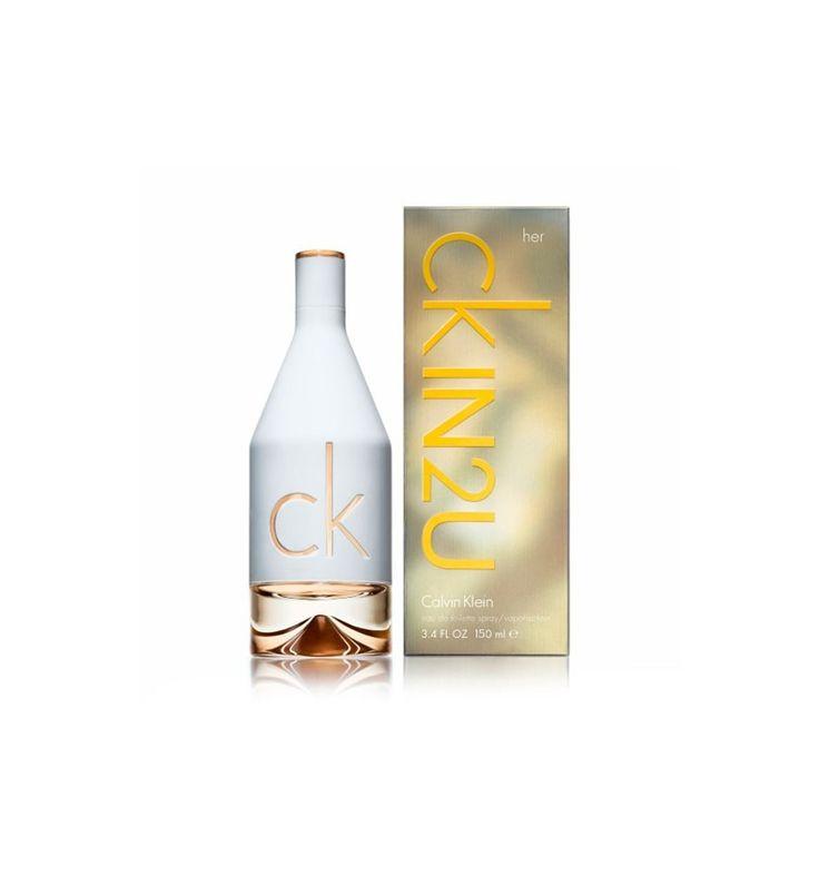 Laissez-vous surprendre par le parfum de marqueCalvin Klein - CK IN2U HER edt vapo 150 ml et faites ressortir votre féminité en portant ce parfum femme 100 % authentique. Sa composition unique exa...