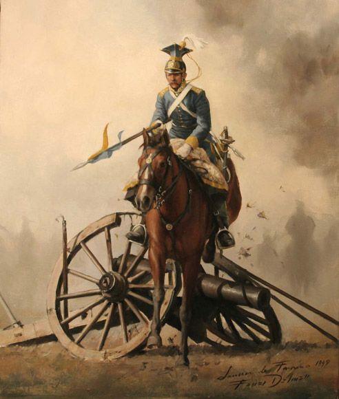 Resultado de imagen para regimiento de farnesio 1813