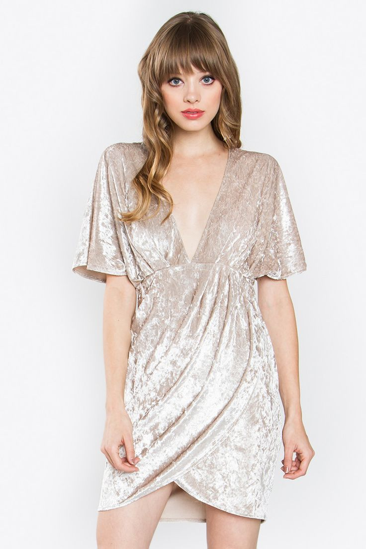 Kai Velvet Dress this style