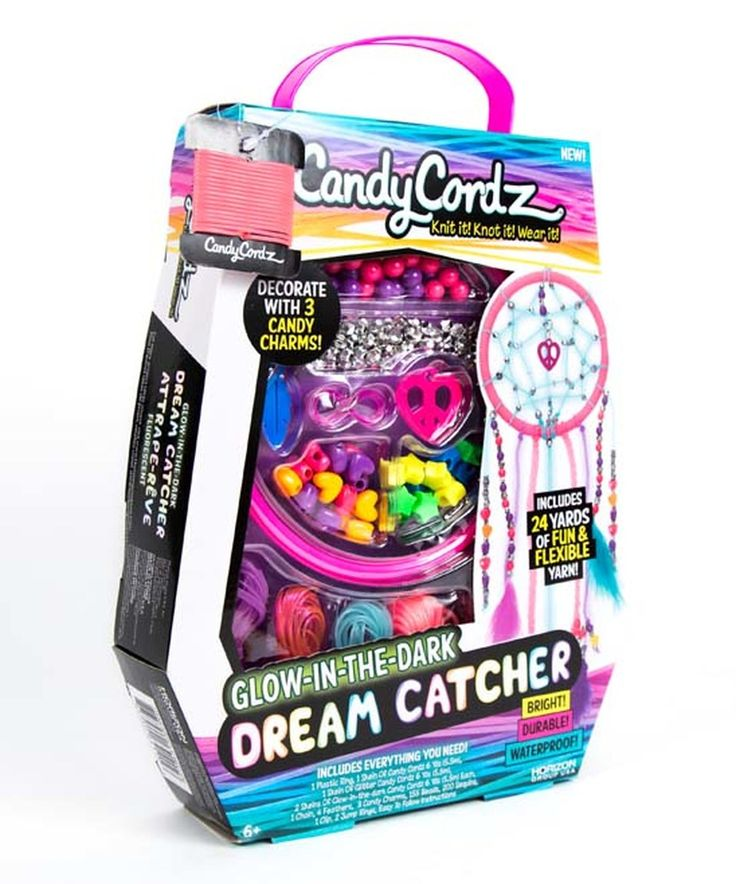 Take a look at this Dream Catcher Kit today!