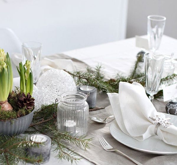 33 Most Amazing Christmas Table Settings | FANTASY AND TABLES!-1- | Pinterest | Table settings Tables and Room decor & 33 Most Amazing Christmas Table Settings | FANTASY AND TABLES!-1 ...
