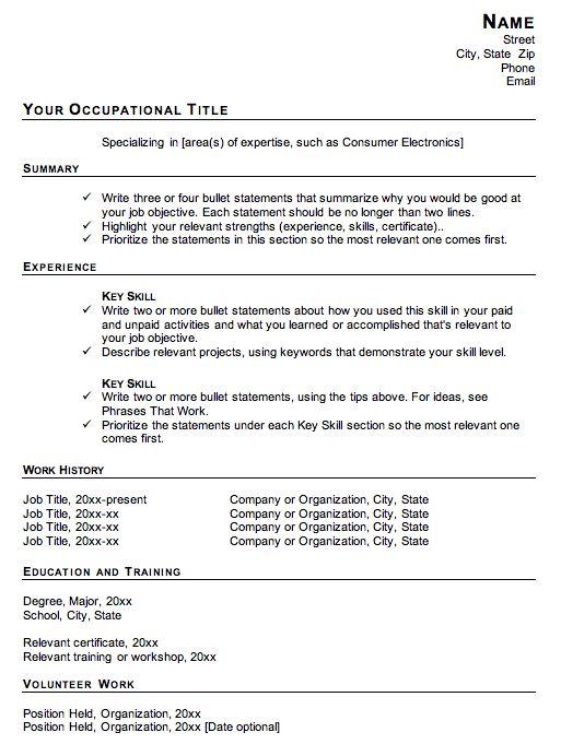 Best 25+ Free resume maker ideas on Pinterest | Online resume ...