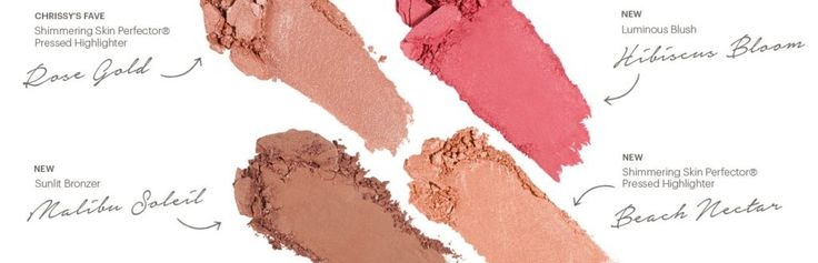 Chrissy Teigen has partnered up with Becca Cosmetics to launch a stunning palette ideal to achieve sun-kissed summer skin. #BECCAxCHRISSY #Makeup #Beauty