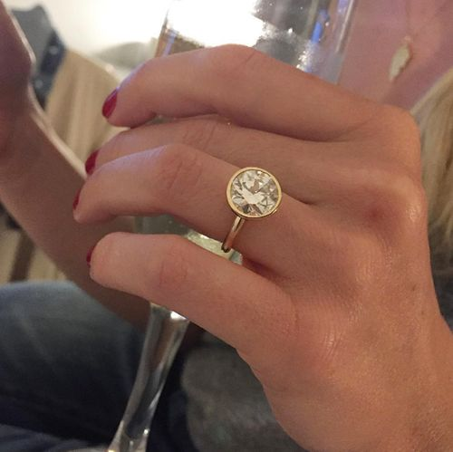 becca tobin engagement ring. makes all other rings look awful.
