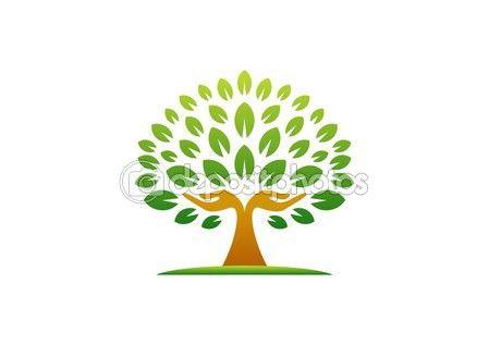 Hand tree logo, natural hands tree wellness concept icon, yoga health care symbol vector design - #hand #tree #logo #nature #hands #wellness #concept #icon #yoga #health #care #symbol #vector #design #natural http://depositphotos.com?ref=3904401
