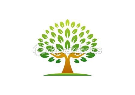 Hand tree logo, natural hands tree wellness concept icon, yoga health care symbol vector design - #hand #tree #logo #nature #hands #wellness #concept #icon #yoga #health #care #symbol #vector #design #natural http://depositphotos.com?ref=3904401