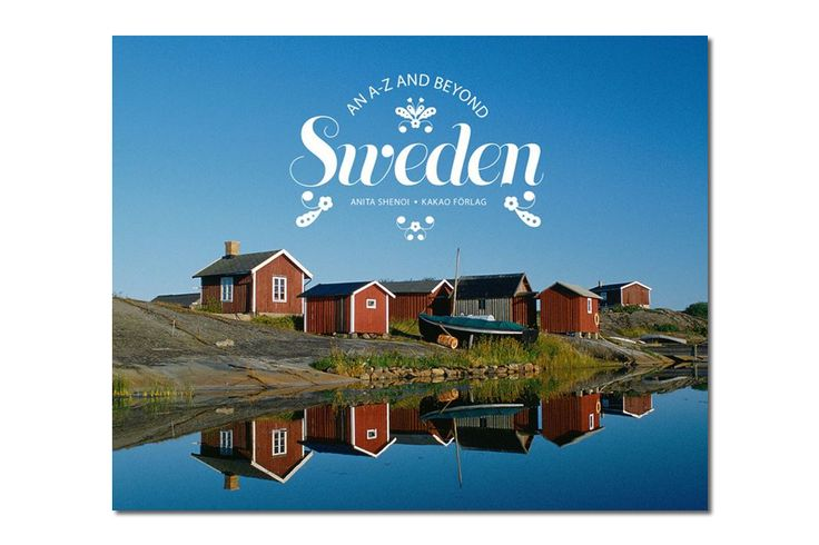 """Sweden - An A-Z and Beyond - Are you new to Sweden? The first thing you should do is learn is the word """"fika."""" The second thing you should do is buy this A-Z book about Sweden. In fact, it describes fika in the book! How convenient."""