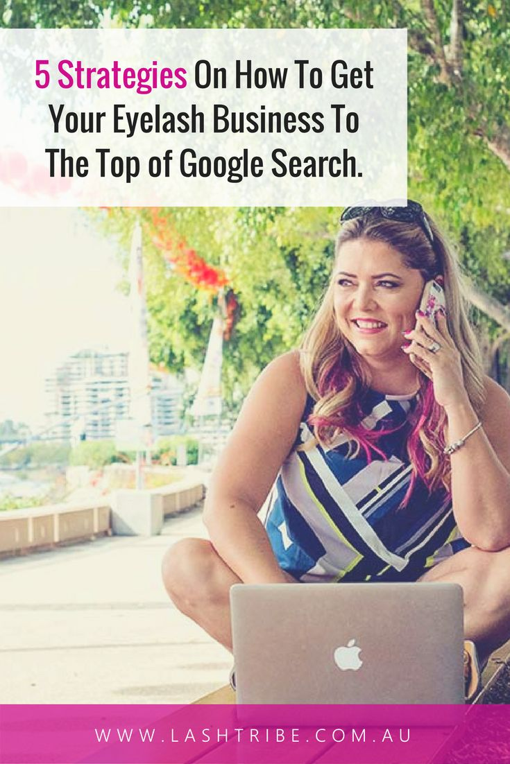 Wanting to get your Eyelash Business to be on top of Google Search? Check out my latest blog that will give you some amazing tips on how you can achieve that. Re-pin if you see value xx Julia