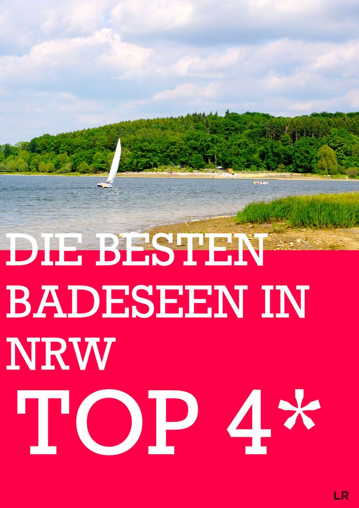 Badesee In Nrw