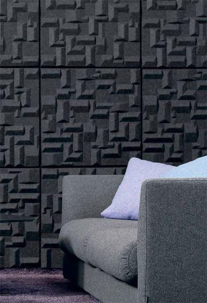 Les 47 meilleures images du tableau ai acoustique sur pinterest panneaux acoustiques mur - Revetement mural acoustique ...