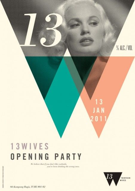 Opening Party poster